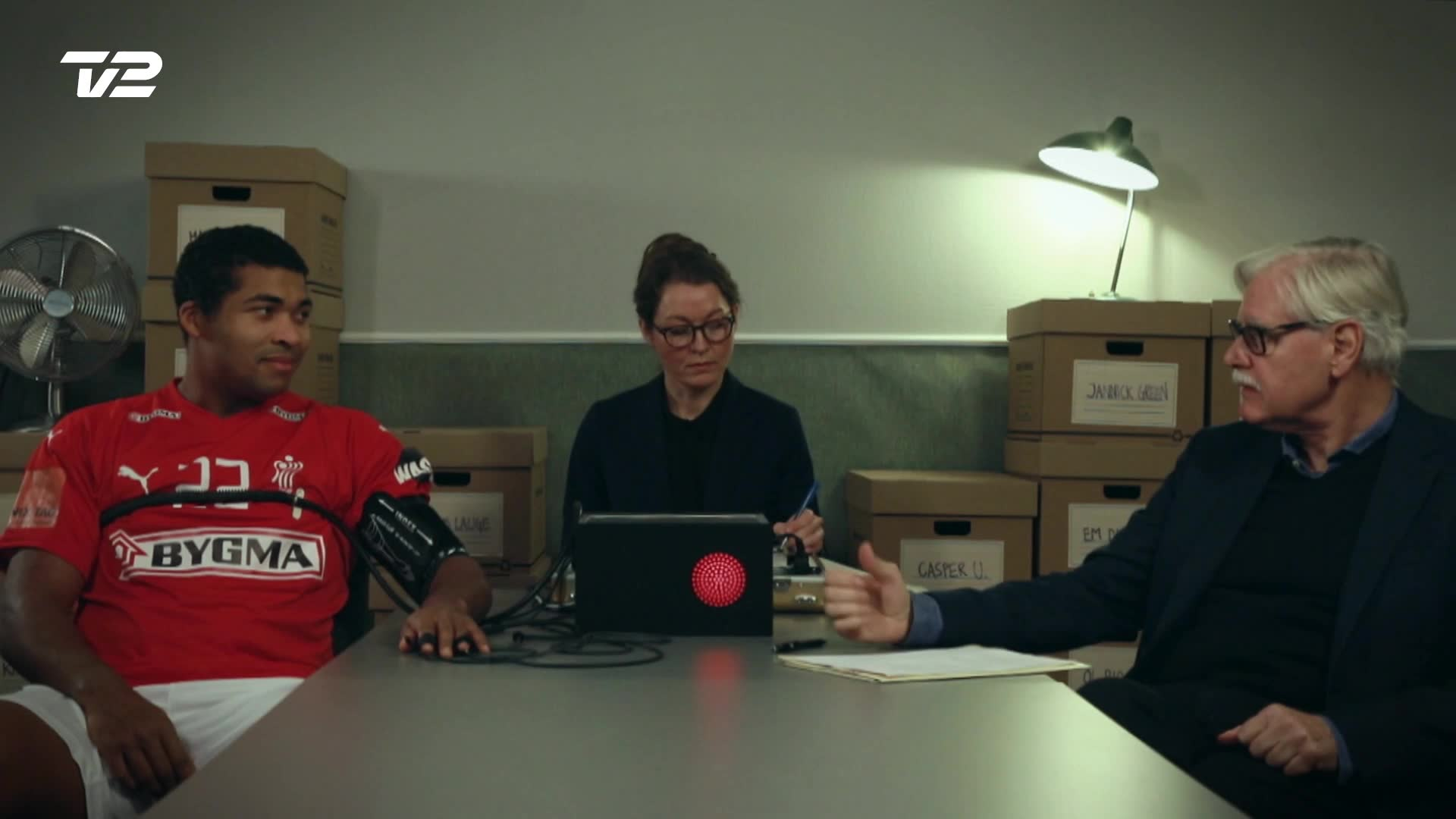 Løgnedetektor - TV 2 Sport